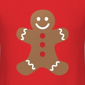 gingerbread man T-Shirts - Men's T-Shirt