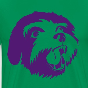 Raawr dog T-Shirts - Men's Premium T-Shirt
