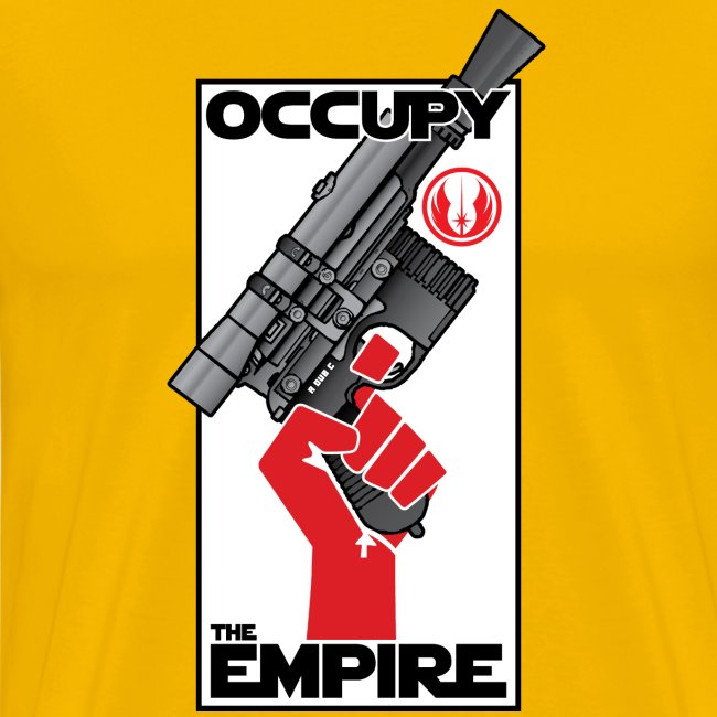 Occupy the Empire - Who shot first?