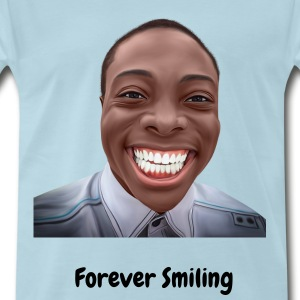 Forever Smiling - Men's Premium T-Shirt