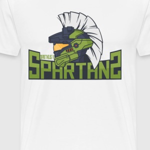 Halo Spartans - Men's Premium T-Shirt