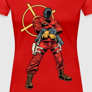 Deadshot - Women's Premium T-Shirt