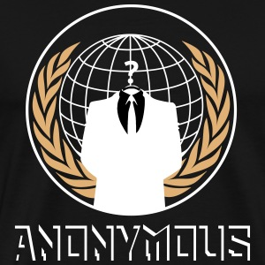 Anonymous T-Shirts - Men's Premium T-Shirt