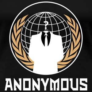Anonymous T-Shirts - Women's Premium T-Shirt