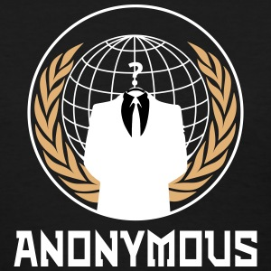 Anonymous T-Shirts - Women's T-Shirt