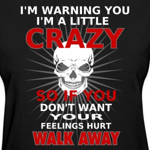 Crazy Skull - Women's T-Shirt