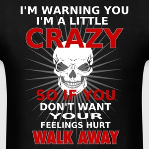 Crazy Skull Men Tee - Men's T-Shirt