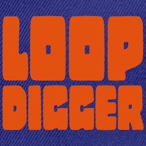 LOOP DIGGER Sportswear - Snap-back Baseball Cap