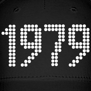 1979, Numbers, Year, Year Of Birth Sportswear - Baseball Cap