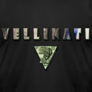 Exclusive Vellinati 2 Tee By American Apparel - Men's T-Shirt by American Apparel