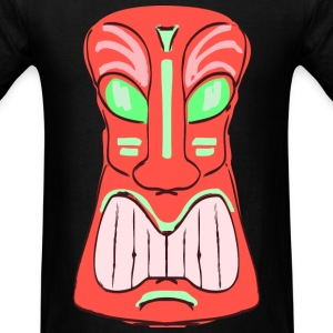Red Tiki T-Shirts - Men's T-Shirt