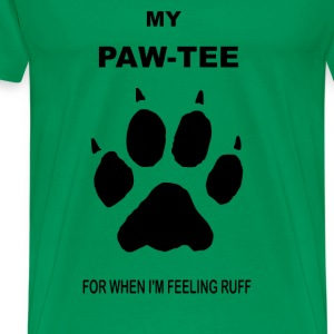 my PAW-TEE - Men's Premium T-Shirt