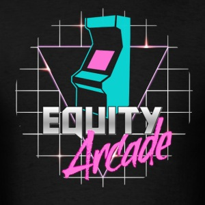 Equity Arcade Twitch Team Logo Tee - Men's T-Shirt