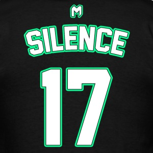 Player T-Shirt | Silence - Men's T-Shirt