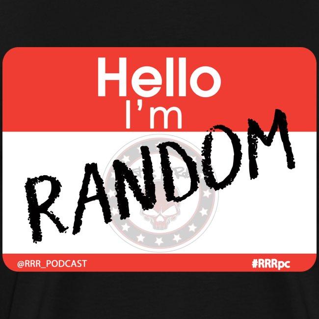 Random Ramblings w/Rob logo