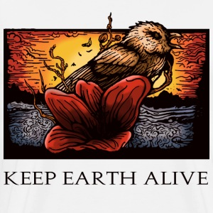 Keep Earth Alive T-Shirts - Men's Premium T-Shirt