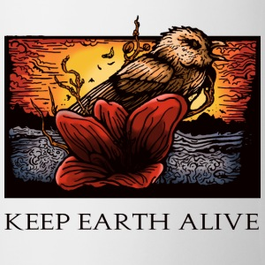 Keep Earth Alive Mugs & Drinkware - Coffee/Tea Mug