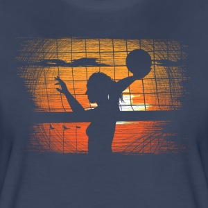 Volleyball T-Shirts - Women's Premium T-Shirt