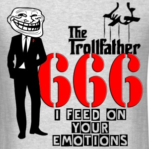 TROLLFATHER 666 OFFICIAL - Men's T-Shirt