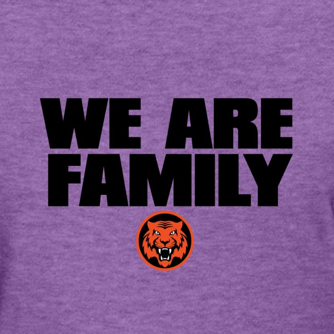 We Are Family Bengals (Women)