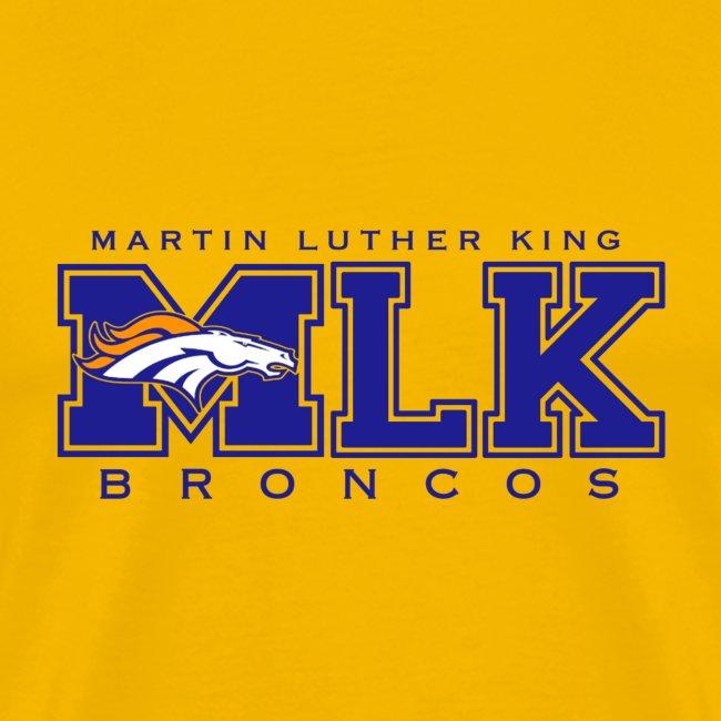 MLK Broncos (Big Man)