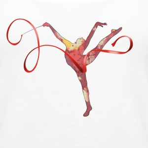 rhythmic gymnastic Tanks - Women's Premium Tank Top