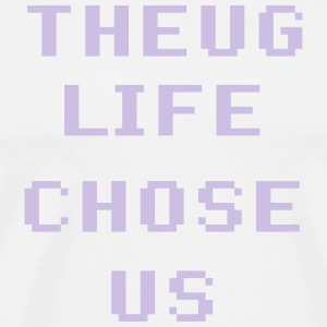 The Urban Geek life Chose Us T-Shirts - Men's Premium T-Shirt