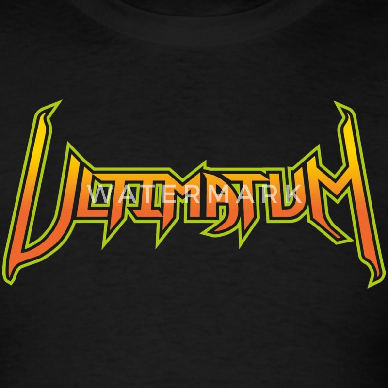 Ultimatum - Logo T-Shirt (men's) - Men's T-Shirt