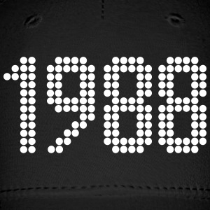 1988, Numbers, Year, Year Of Birth Sportswear - Baseball Cap