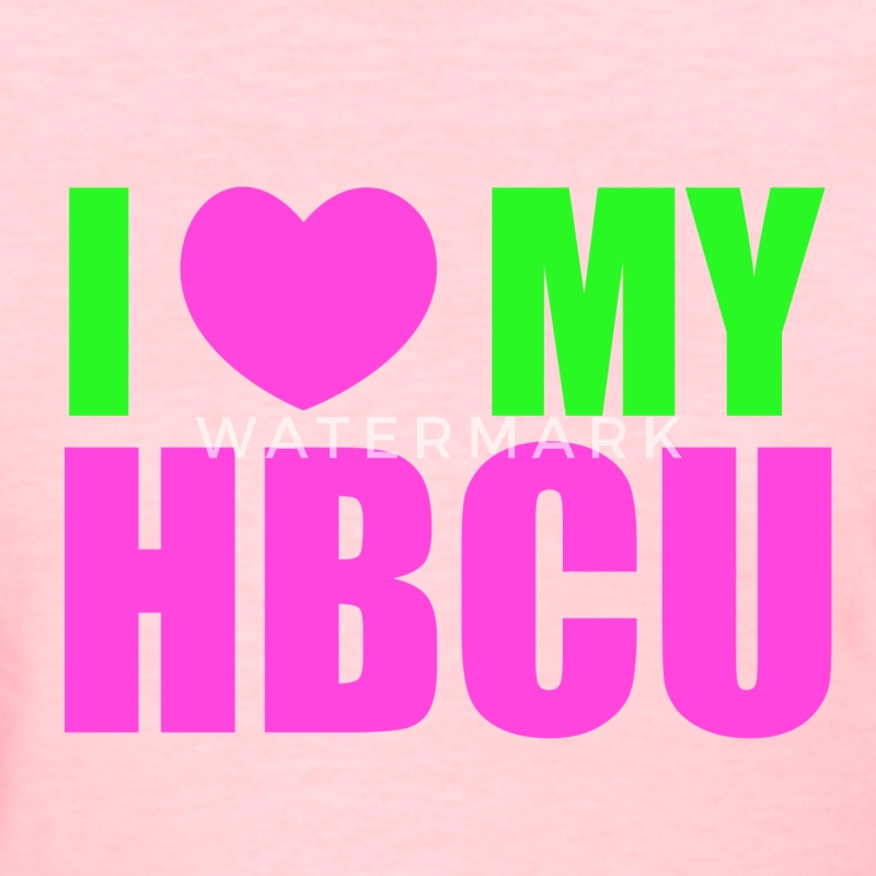 I love my HBCU AKA T-Shirts - Women's T-Shirt