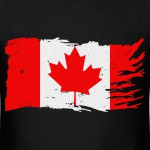CANADA STRONG FLAG - Men's T-Shirt
