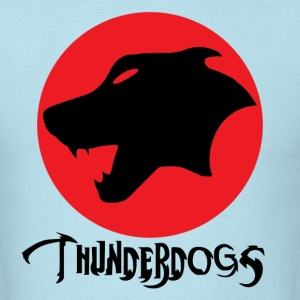 Thunderdog - Men's T-Shirt