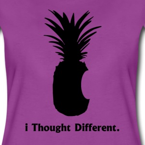 Pineapple Woman's Premium Tshirt - Women's Premium T-Shirt