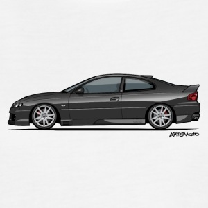 Holden Monaro HSV GTO (V2) Black Tanks - Women's Flowy Muscle Tank by Bella