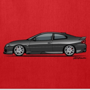 Holden Monaro HSV GTO (V2) Black Bags & backpacks - Tote Bag