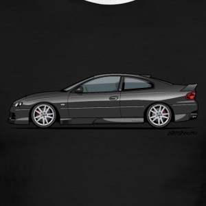 Holden Monaro HSV GTO (V2) Black T-Shirts - Men's Ringer T-Shirt