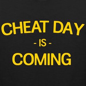 Cheat Day is Coming Sportswear - Men's Premium Tank