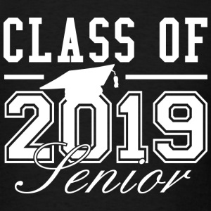 Class Of 2019 Senior - Men's T-Shirt