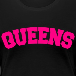 QUEENS, NYC T-Shirts - Women's Premium T-Shirt