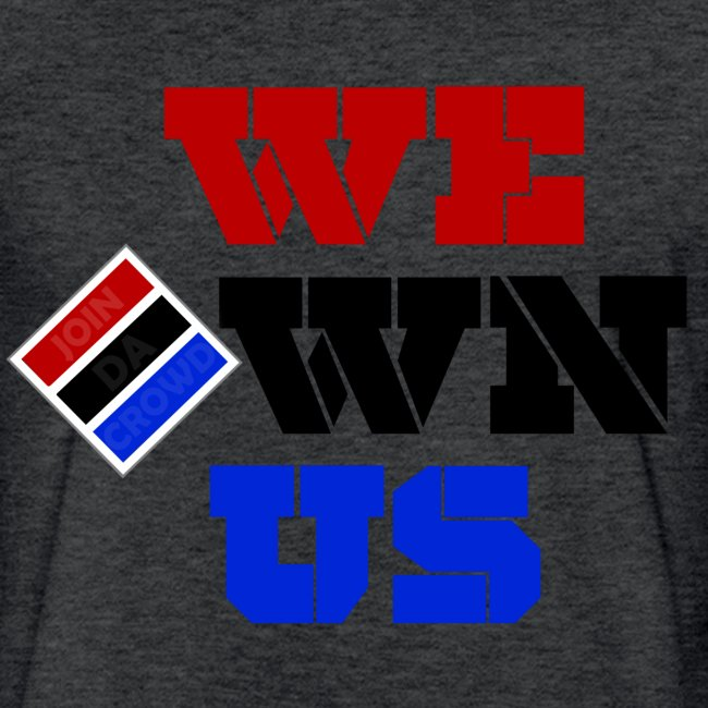 We Own Us (Fitted Tee)
