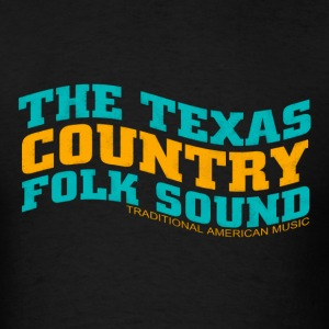 texas country - Men's T-Shirt