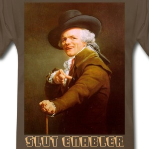 Slut Enabler - Men's Premium T-Shirt