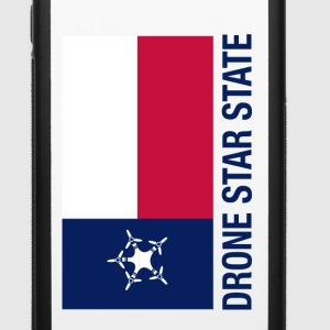 Drone Star State Phone Cover - iPhone 6/6s Rubber Case