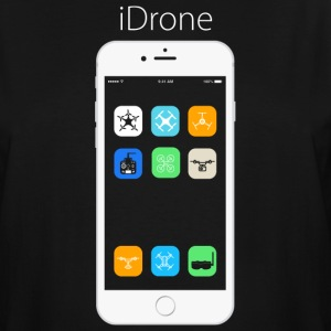 iDrone - Men's Tall T-Shirt