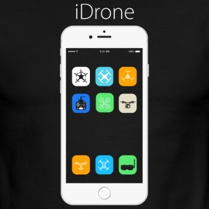 iDrone T-Shirts - Men's Ringer T-Shirt