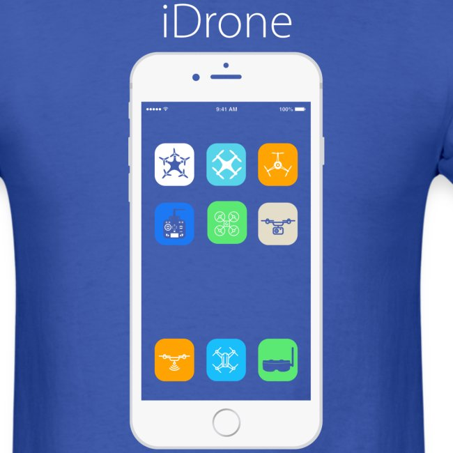 iDrone - Royal Blue