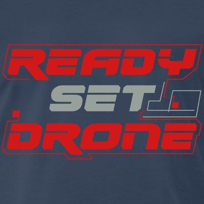 Ready Set Drone - Classic Blue