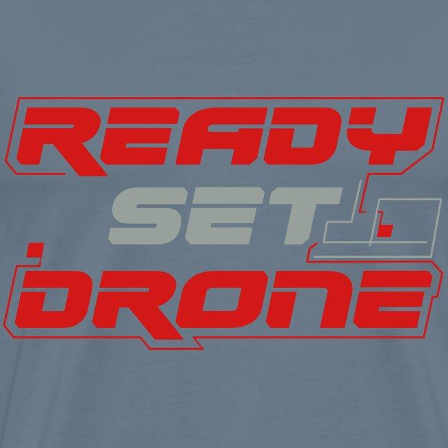 Ready Set Drone - Gray Skies