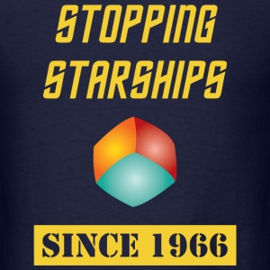 Stopping Starships Corbomite Maneuver Ep T-Shirts - Men's T-Shirt