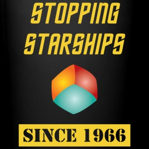 Stopping Starships Corbomite Maneuver Ep Mugs & Drinkware - Full Color Mug